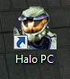 Halo PC shortcut icon