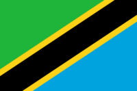 Flag of the United Republic of Tanzania