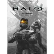 Halo Trilogy The Complete Original Soundtracks (OST)