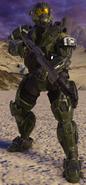H5 lowergun