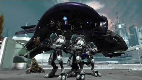 Halo Reach - E3 2010 Welcome to Firefight 2