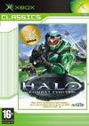 Halo Combat Evolved - Xbox Classics Cover