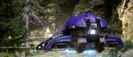 H2A Wraith Rear