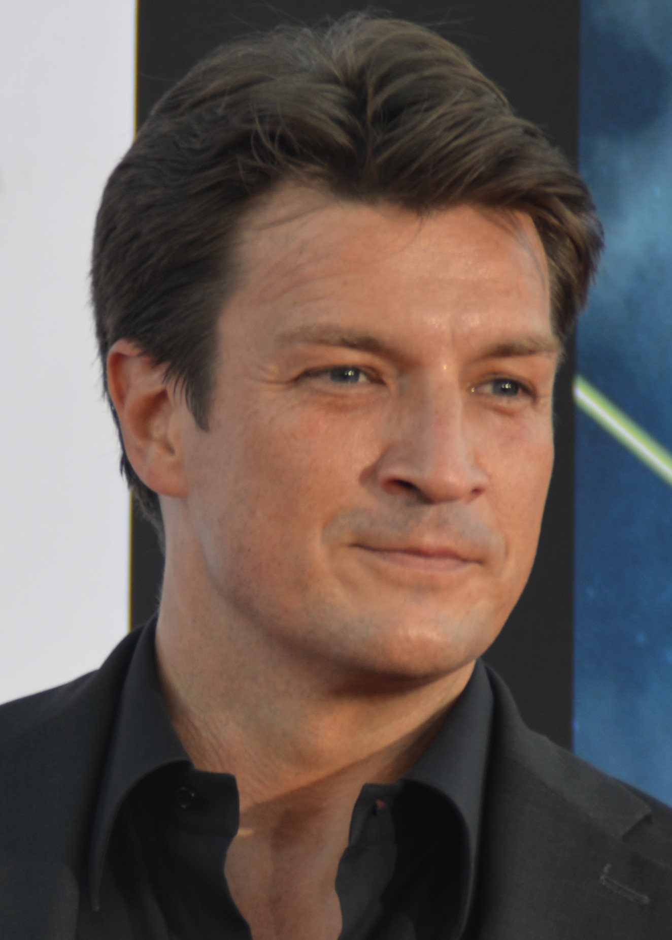 Nathan Fillion Halo Nation Fandom Powered By Wikia