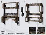 H4 Mammoth ammorack concept art