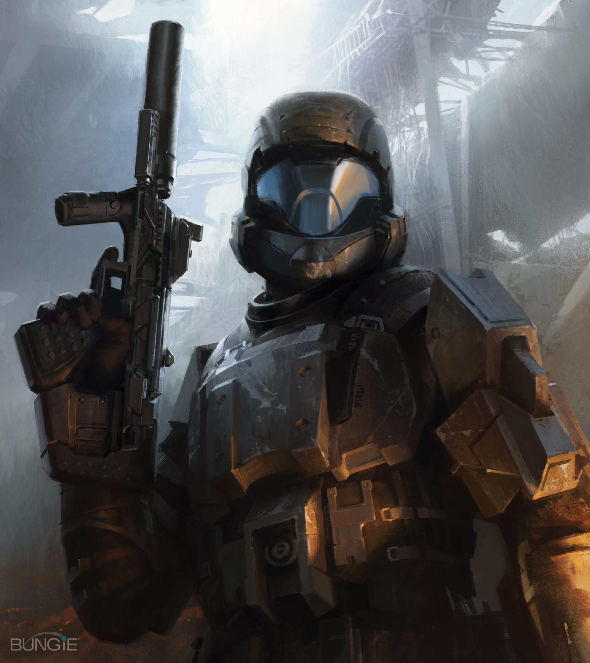 How will ODSTs Look?   Halo: The Master Chief Collection   Forums ...