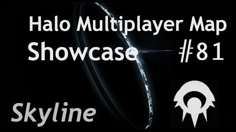 Halo Multiplayer Maps -81 - Halo 4- Skyline