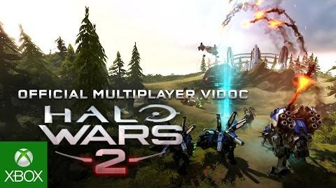 Halo Wars 2 Multiplayer Vidoc