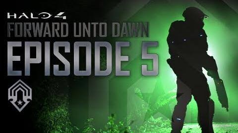 Halo 4 Forward Unto Dawn - Part 5