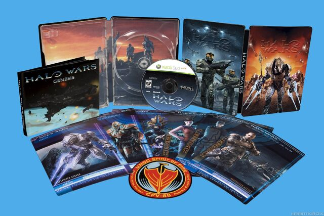 File:Halo Wars - Collectors Edition package.jpg