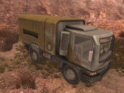 Halo Reach - Truck 01