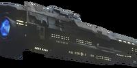 UNSC frigate