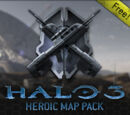 Heroic map pack