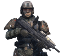 UNSC Army Battle Dress Uniform