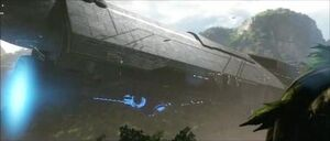 Halo 4 Campaign Infinity 1