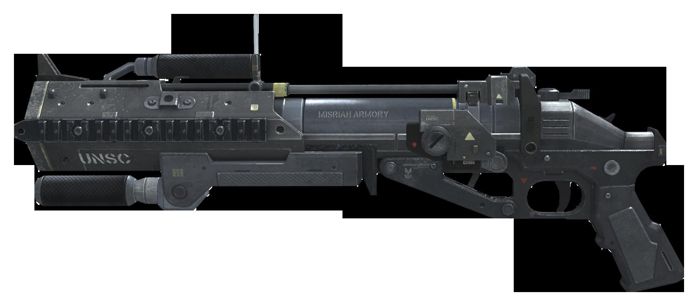 M319 individual grenade launcher halo nation fandom - M a interiorismo cb granada ...