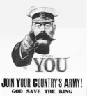 Lord Kitchener Campaign Poster