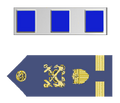 UNSC-CG Chief Warrant Officer Four