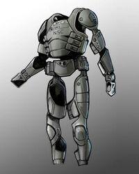 EOS Sgt. Under Armor