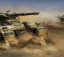 M6A1 Raider Main Battle Tank