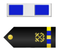 UNSC-N Chief Warrant Officer Three