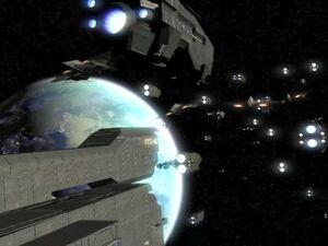 1st naval armada