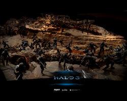 Halo3 diorama 1203