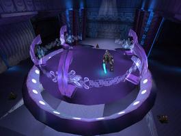 Remnants Control Room