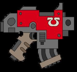 Pistoletbolter