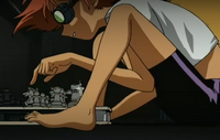 Zoey chess
