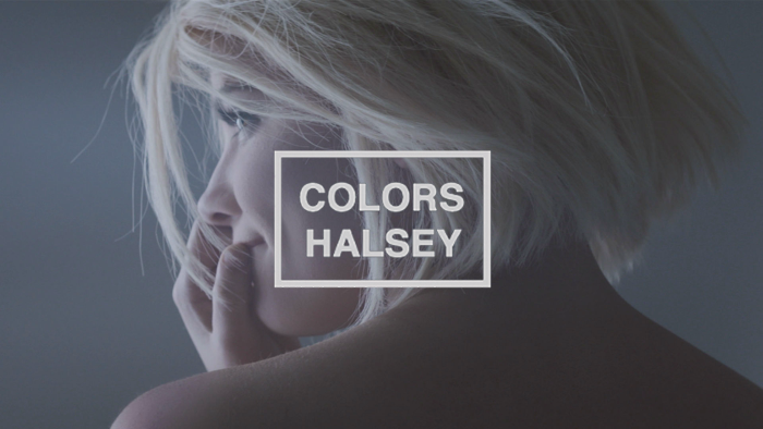 Halsey Colors Promo