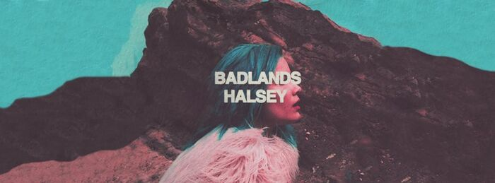 Badlands Halsey Promo