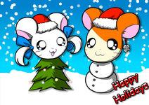 Ham ham christmas by pakwan008-d4ium4d