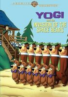 Yogi and the Invasion of the Space Bears DVD