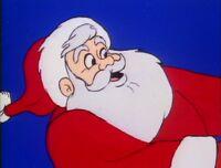 Santa-Hanna Barbera Christmas Story