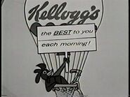 Huckleberry Hound Kellogg's Air Balloon