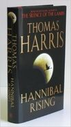 Hannibal Rising (German) Hardcover