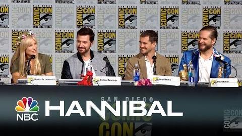 Comic-Con 2015 Hannibal Panel (Comic Con 2015 Panel San Diego)