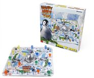Happy Feet Two Pop N Race Box Art with game board