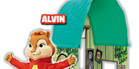 Alvin and the Chipmunks Chipwrecked (Burger King Guatemala, 2011)