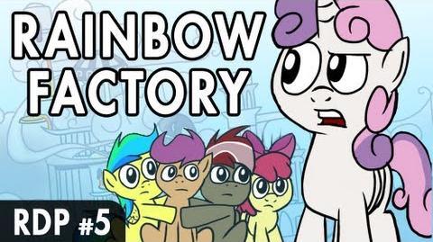 Rainbow Dash Presents Captain Hook the Biker Gorilla