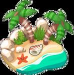 UIWorldmap Beach