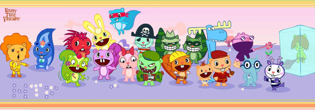 list of characters happy tree friends wiki fandom. Black Bedroom Furniture Sets. Home Design Ideas