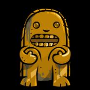 The Cursed Idol