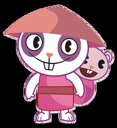 Panda Mom and Panda Baby Profile by HappySmile33