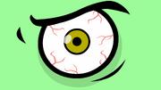 S3E19 Evil Flippy eye