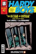The Ocean of Osyria comic 2