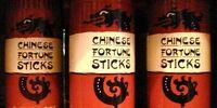 Chinese Fortune Sticks