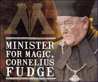 Minister Fudge