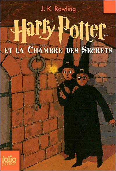 Fichier couverture hp2 fr wiki harry potter - Harry potter et la chambre des secrets pdf ...